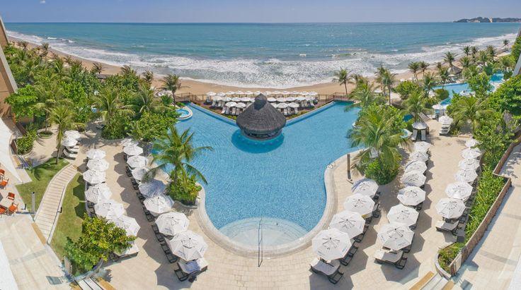Serhs Natal Grand Hotel - Natal #HotelDirect info: HotelDirect.com