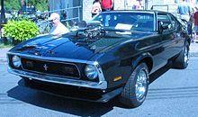 Ford Mustang Mach 1 Boss 429