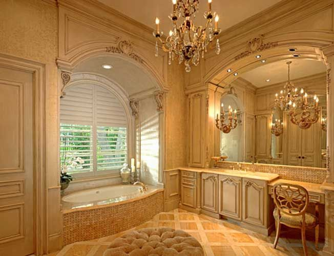 French bathroom design and what i want on pinterest for A bathroom in french