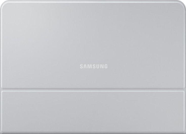 Samsung - Keyboard Case for Samsung Galaxy Tab S3 - Gray