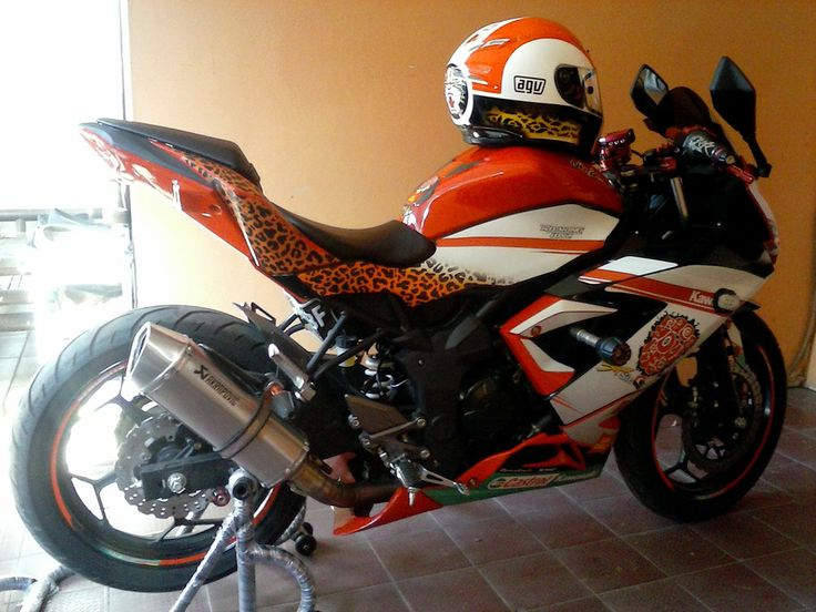 Modifikasi Motor Kawasaki Ninja 250 RR Mono modif siap kontes   Modifikasi  Motor   Pinterest   Kawasaki ninja. Modifikasi Motor Kawasaki Ninja 250 RR Mono modif siap kontes