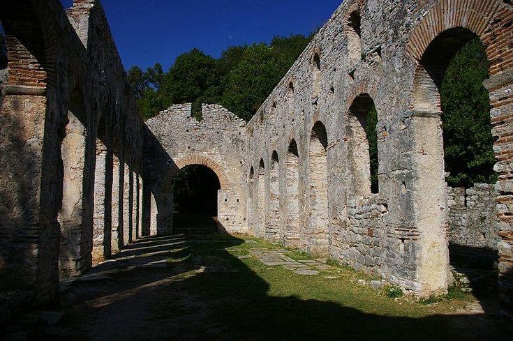 ブトリント/アルバニア共和国(1992、1999-2007、文化3)の画像:THE世界遺産