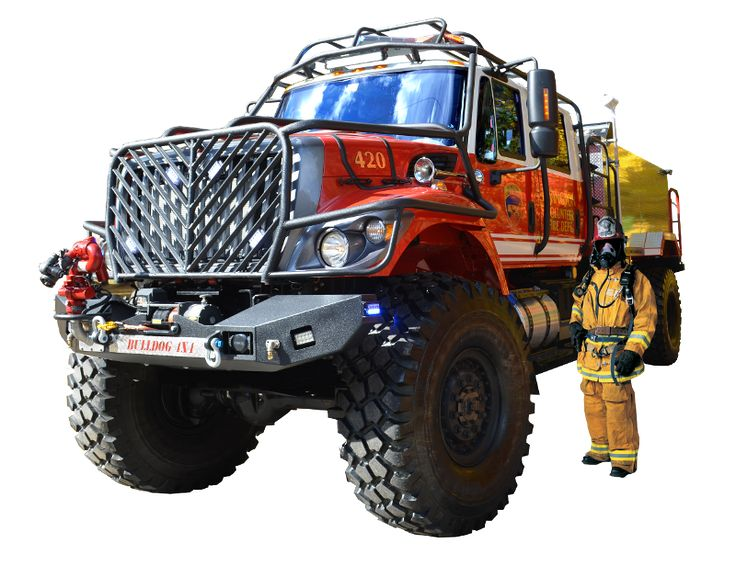 4x4 Fire Truck For Sale Bulldog Extreme Wildland Forestry 4x4 Firetrucks