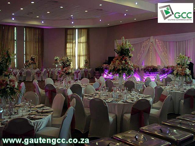 Sequeira Wedding at Gauteng Conference Centre