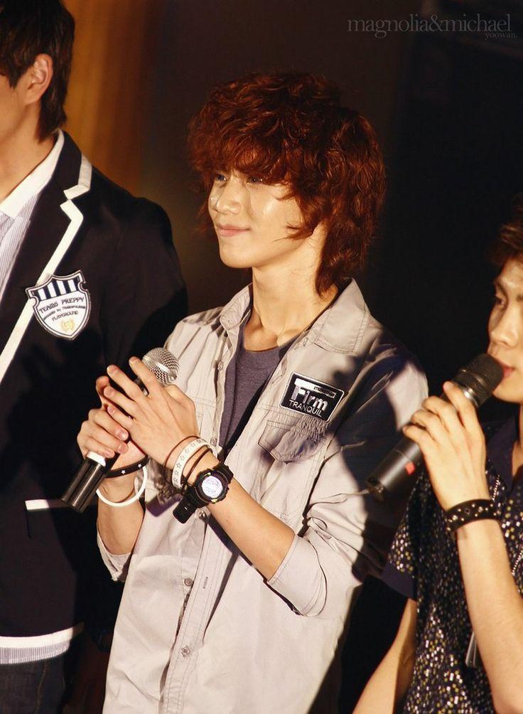#SHINee #Taemin  21.08.2009 - SMTOWN