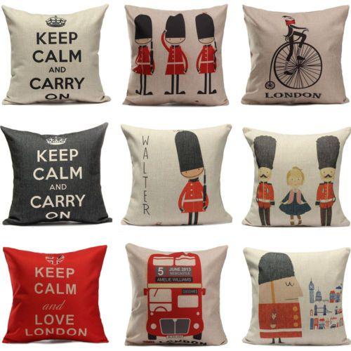 Vintage-British-Style-Linen-Home-Decor-Sofa-Throw-Pillow-Case-Cushion-Cover