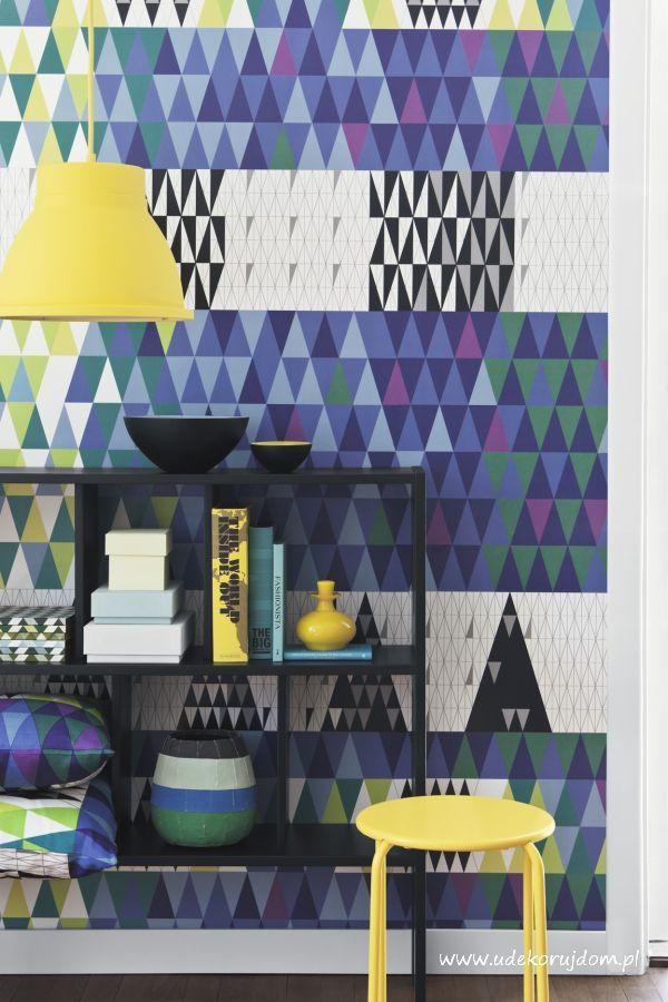 Boras Tapeter Scandinavian Design tapety ścienne w stylu skandynawskim