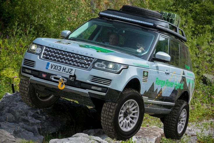 New Off Road Range Rover Next Year From Svo Page 3