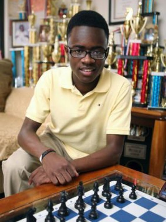 16 Year Old Joshua Colas Is Already an Aspiring Chess Grandmaster - Joshua Colas is only 16 years old but is already ranked 239th out of 57,000 chest players throughout the U.S. who are registered with the U.S. Chess Federation. His intent is to become a chess grandmaster.