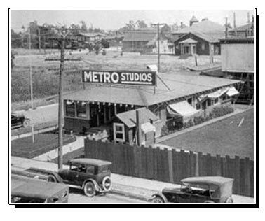 1924: Louis B. Mayer heads the new MGM Studios, a conglomeration of three studios: Metro Pictures (founded 1916), Goldwyn Pictures (founded 1917), and the Louis B. Mayer Co. (founded 1918), all owned by Marcus Loew.