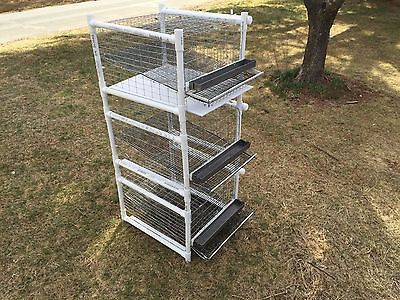Stackable Quail Cage Chicken Cages Quail Coop Quail