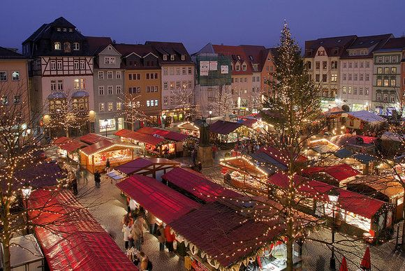 Bethlehem, Pennsylvania - famous Christkindlmarkt, Bethlehem, a market place that is globally renowned for its holiday shopping.