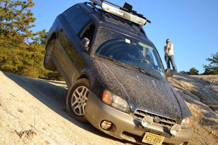 Subaru Outback off road snafu http://www.cannonsubaru.com/