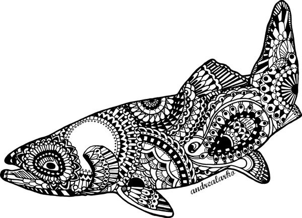 17+ images about Zentangles/ Coloring Pages on Pinterest ...