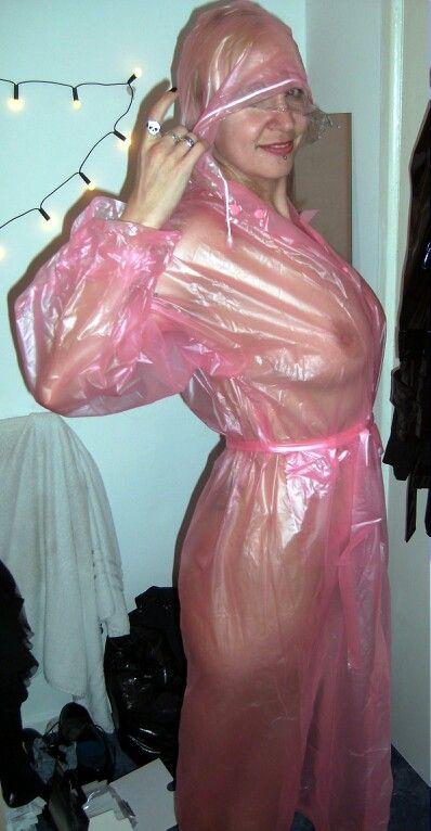 394 best Plasticpants & transparent raincoats. images on