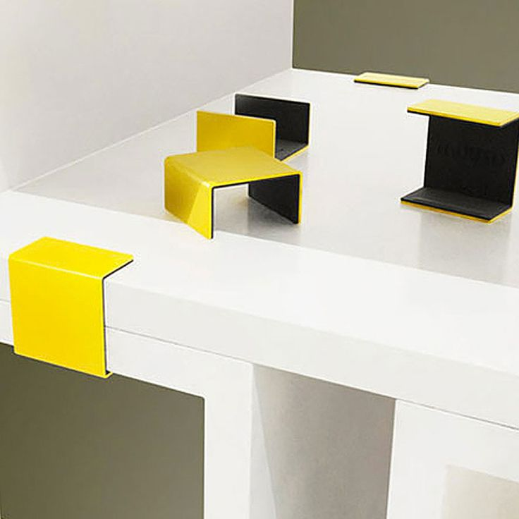 top3 by design - MUUTO NEW NORDIC - muuto stacked clip 5 yellow