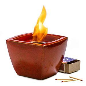 38 ideas for firepits | Tabletop fire pot | Sunset.com