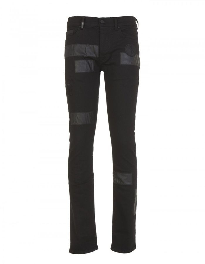 Marcelo Burlon - County Of Milan Low Rise Jeans