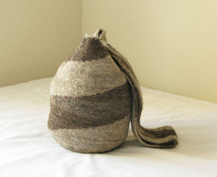 Arhuaca Mochila bag #Handmade #ShoulderBagMochila