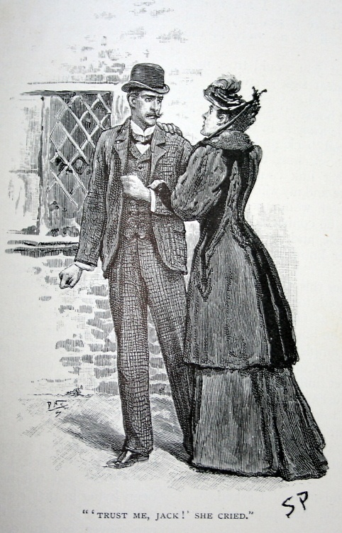 Sidney Paget Illustration From Sherlock Holmes Story The Adventure Of Yellow Face