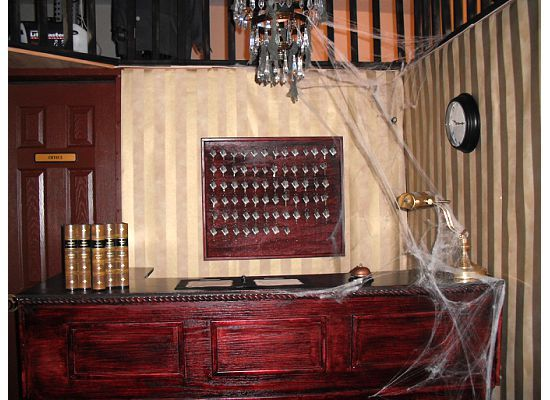 17 Best Themes Haunted Hotel Images On Pinterest Halloween