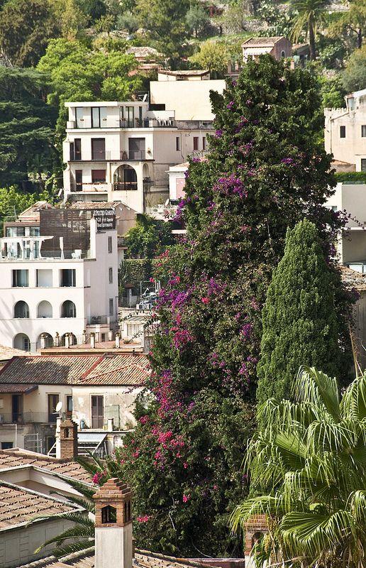 Taormina, Sicily , Italy