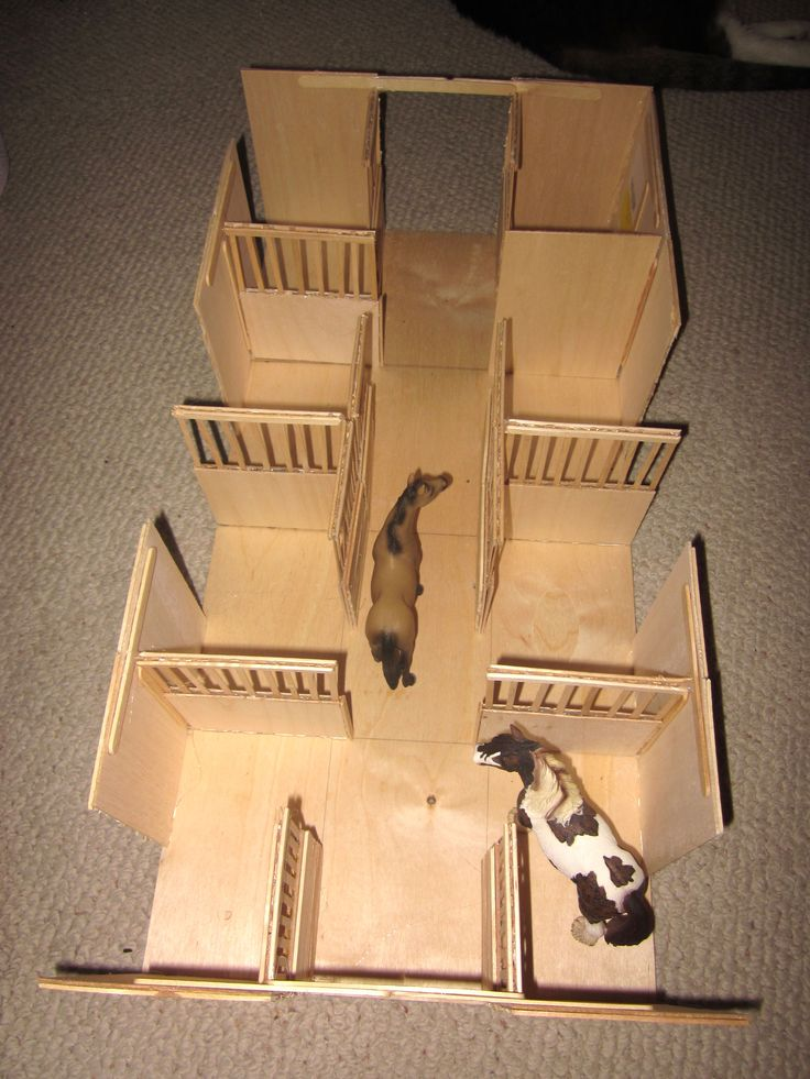 1000  images about diy toy horse barn ideas on pinterest