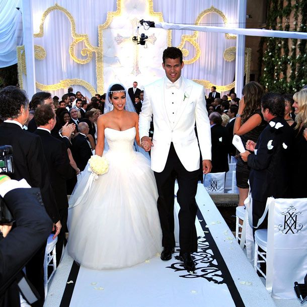 Kim Kardashian Wedding Date: 17 Best Images About Kim And Kris Humphries Wedding On
