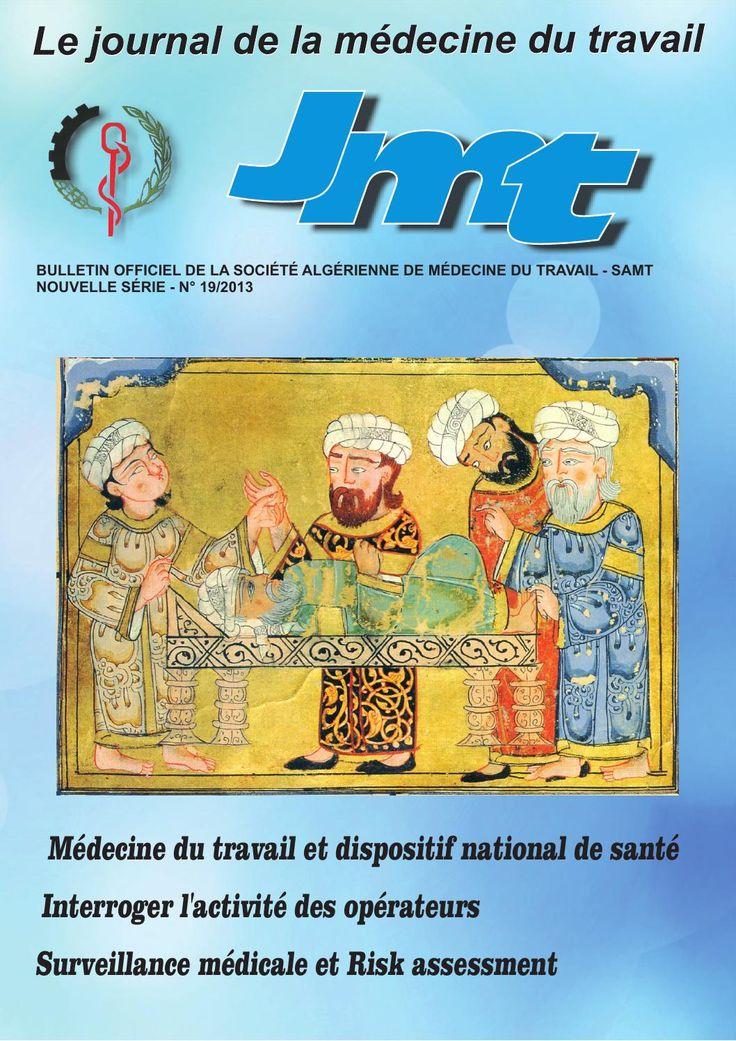 Journal de Médecine du Travail 19