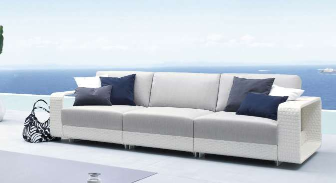 Hamptons Sofa - Outdoor - Fanuli Furniture