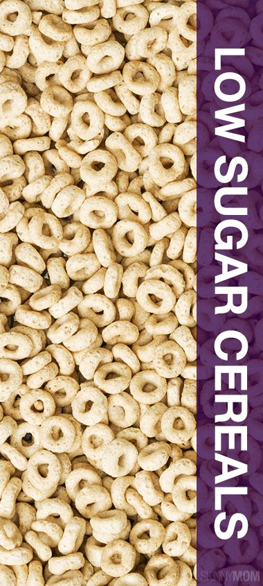 Top 10 low sugar cereals!