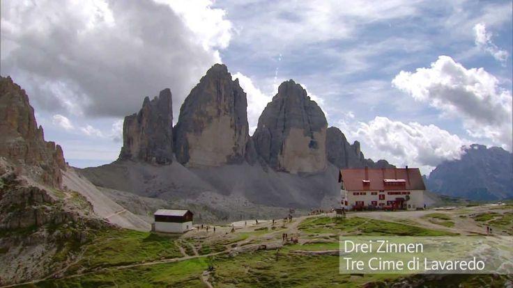 Dolomiti - Dolomites - Dolomiten, official video