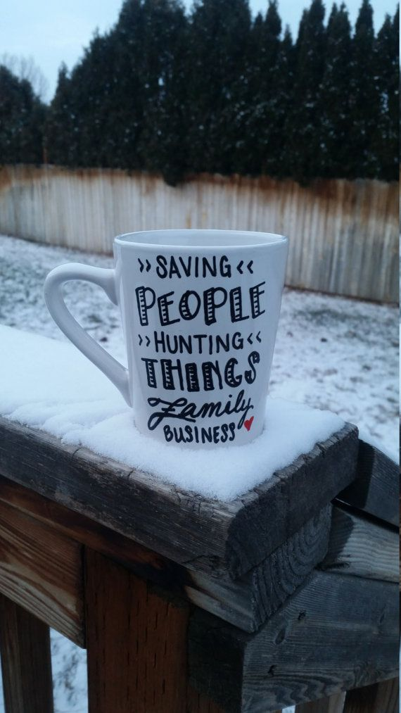 Hey, I found this really awesome Etsy listing at https://www.etsy.com/listing/262681908/supernatural-mug-family-business-mug-spn