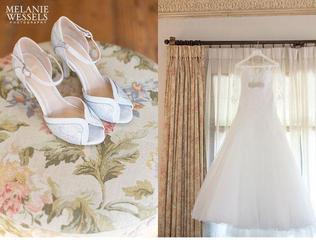 Alexis & Joe | Morrells Boutique venue wedding | Photos by Melanie Wessels