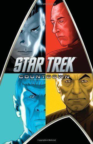 Star Trek: Countdown TPB by Orci Et Al (Mar 31 2009) @ niftywarehouse.com #NiftyWarehouse #StarTrek #Trekkie #Geek #Nerd #Products