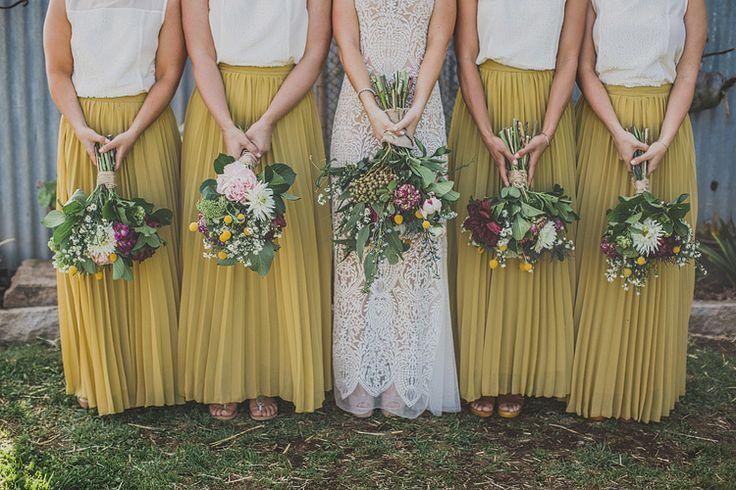 Best 10+ Bridesmaid Skirts Ideas On Pinterest