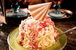 Ice Cream Spaghetti - nexus_icon/Flickr/CC BY 2.0