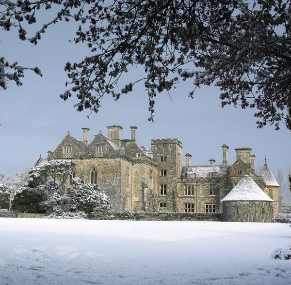 Castles & Manor Houses | pagewoman: Beaulieu Palace House, Hampshire,...