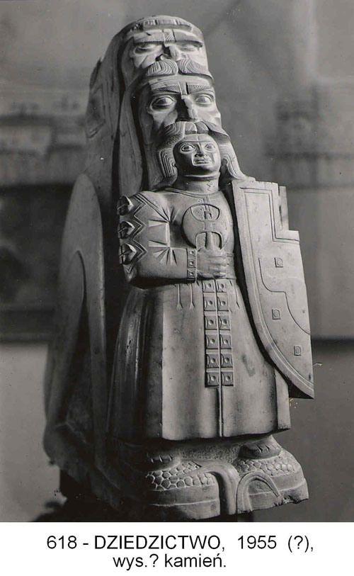 Stanisław Szukalski - twórca zermatyzmu