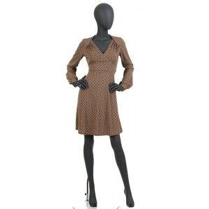 Michael Kors - brown dress