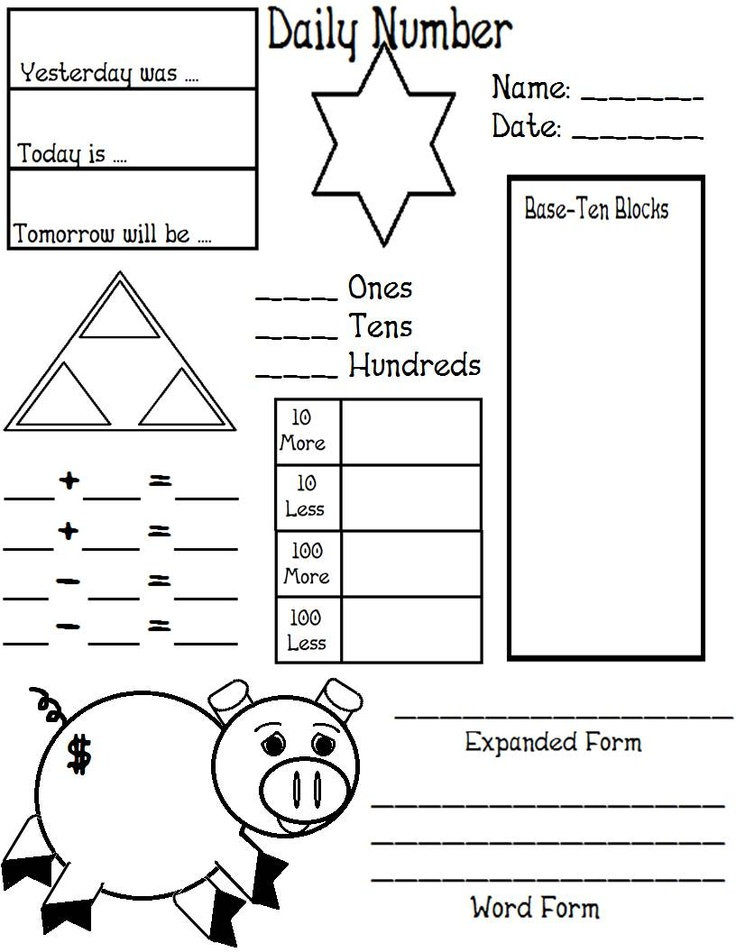 Calendar Math Games Kindergarten : Best math calendar quot everyday counts worksheets images