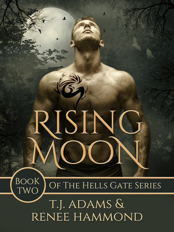 Rising Moon: Book Two of the Hells Gate Series ~ available on Amazon ~ reneehammond.com