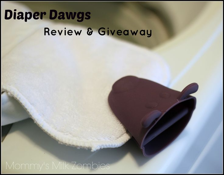 Win a pair of Diaper Dawgs, and guard your hands against the dirty diaper duties.