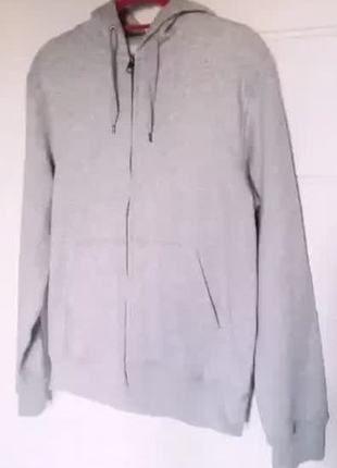 Kup mój przedmiot na #vintedpl http://www.vinted.pl/odziez-meska/bluzy/11718769-szara-bluza-hm