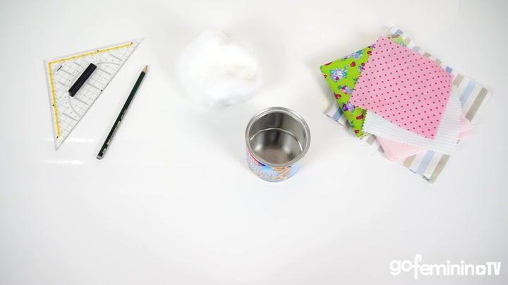 Süßes Nadelkissen in Cupcake-Optik basteln - gofeminin