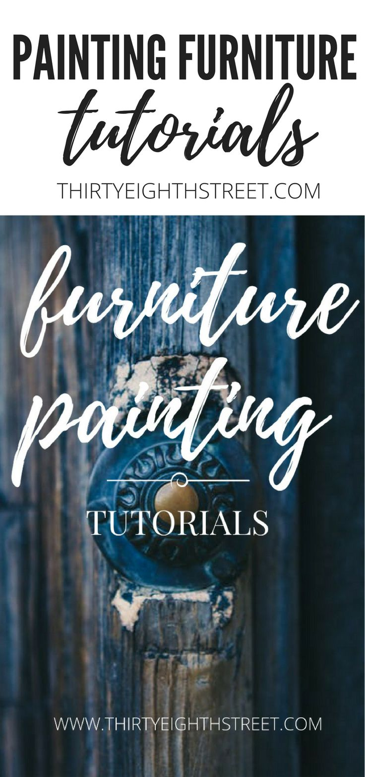Learn How To Paint and Repurpose Furniture With These Amazing Painting Techniques! Easy Repurposing Furniture Ideas with Chalk Paint®, Milk Paint and more!