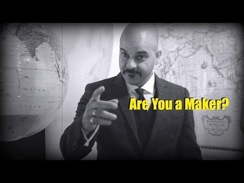 Are You a Maker?  You could be. I am. Join me to follow the rehab of my 100+ year old craftsman style house. And when the tools are down, we'll have a cocktail or two. YouTube