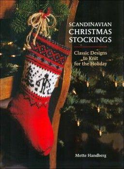 Scandinavian Christmas stockings Mette Handberg