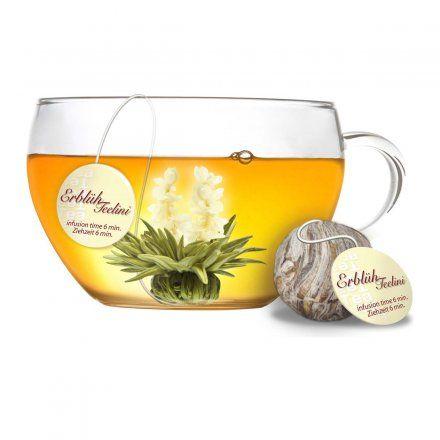 Creano Erblüh-Teelini Weißer Tee Jasmine Heaven