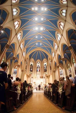 Wedding Cathedral In New York City